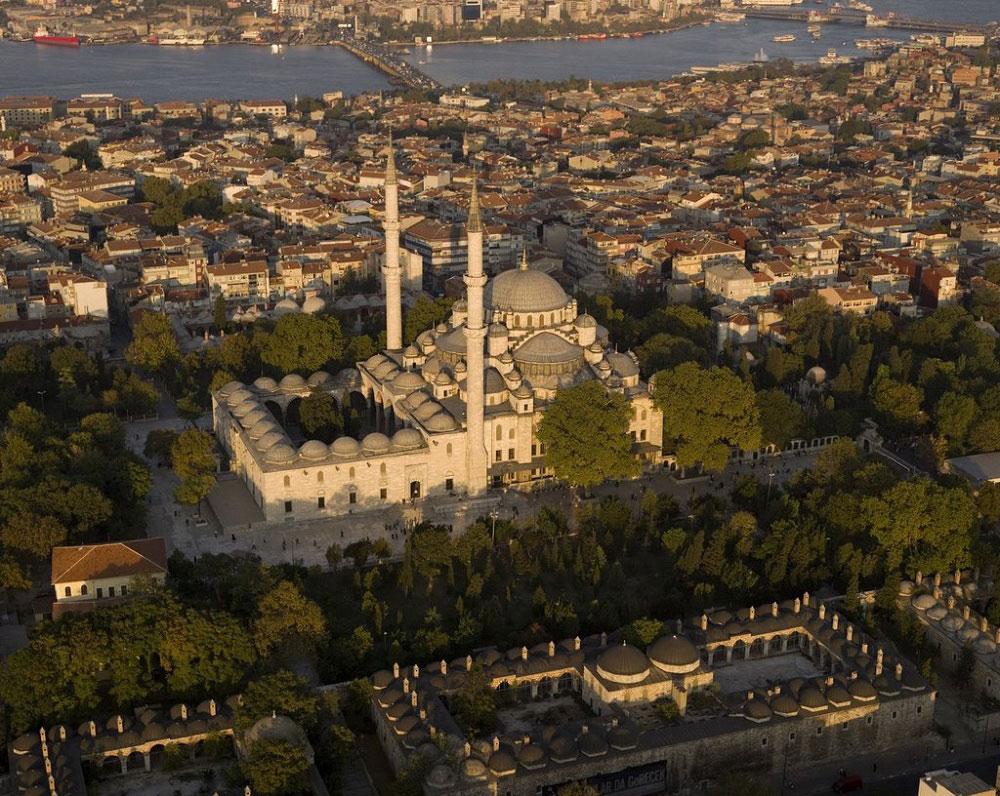 معرفی منطقه فاتیح یکی از محله های تاریخی و باستانی استانبول - قاصدک , خرید ملک در استانبول